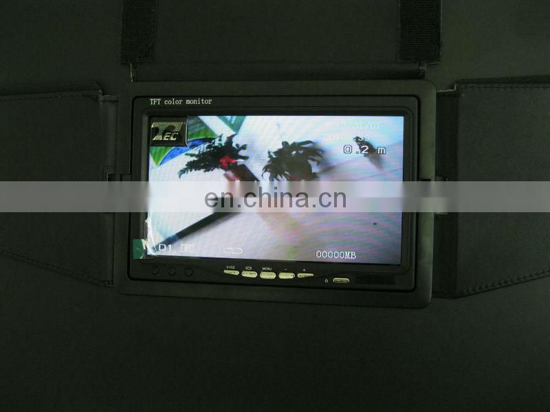 Good quality !!!! security recordable underwater pipe camera TEC-Z710