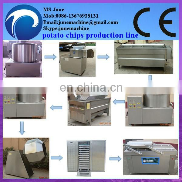 hot selling Stainless steel french fries potato chips machine 0086-13676938131