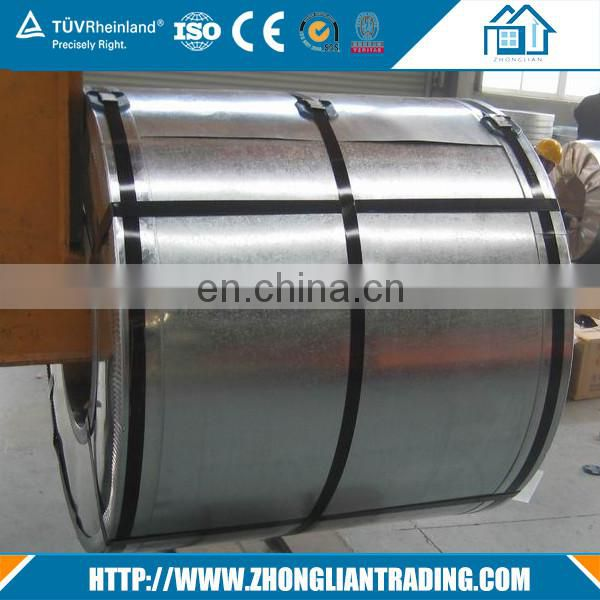 China supply 1mm thickness galvanized steel plate