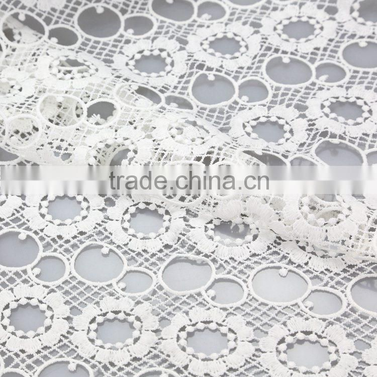 New product soft beautiful flower embroidery design bridal mesh fabric for wedding dress