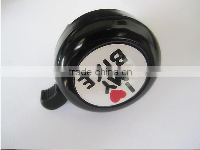 Factory Hot Sale Mini Loving Heart Bicycle Bell