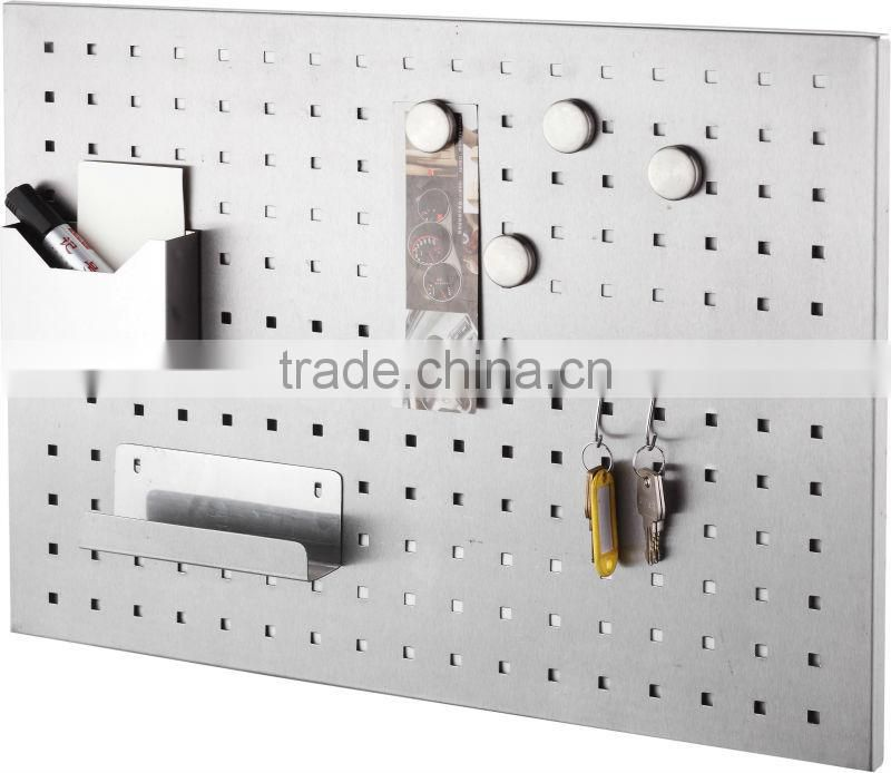 stainless steel magnetic memo board,decorative memo board