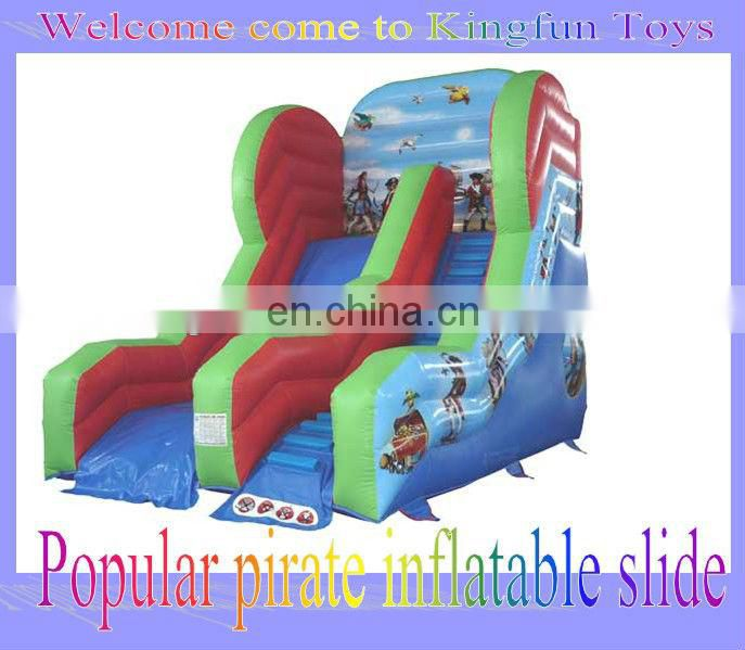 16H feet inflatable slide for sale
