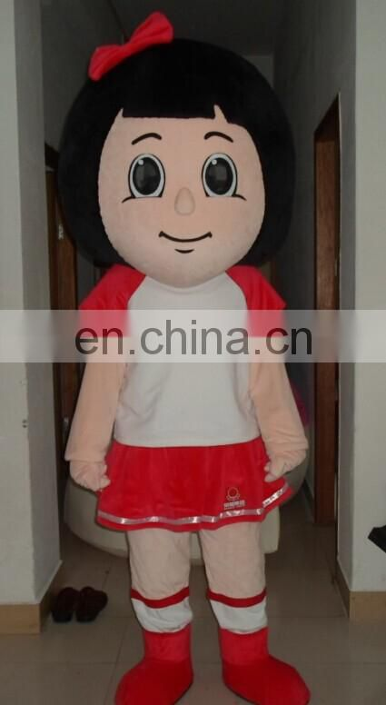 Factory customize plush mascot costume
