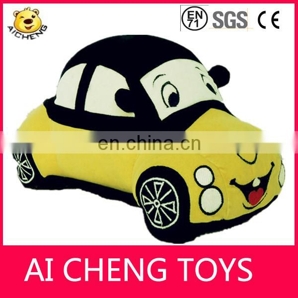 lovely Hot sale plush car toy super soft velboa can add your own logo