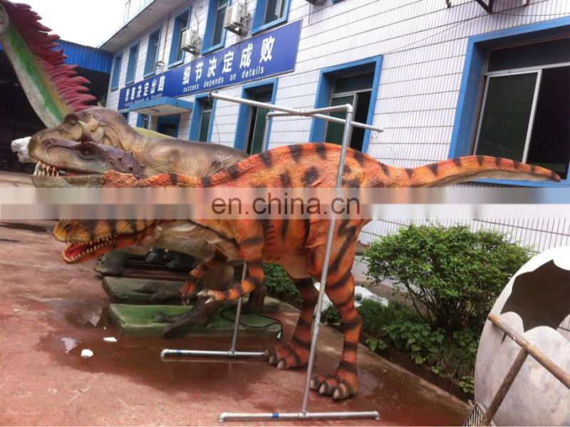 2016 Animatronic dinosaur costume rental