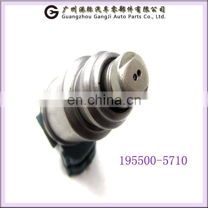 High performance Fuel Injector for Japanese car OEM 195500-5710