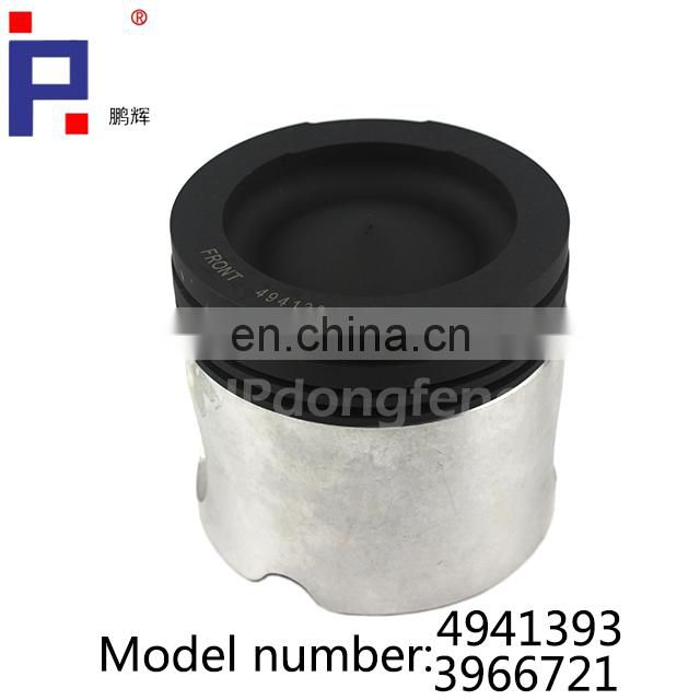 Spare parts QSL9 piston 4941393 for QSL9 diesel engine