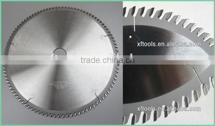 255mm high performance acrylic cutting circular saw blade