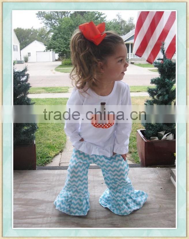 844a9bf08 l Product Description Monogrammed Girls fall outfit applique pumpkin fall  boutique clothes ...