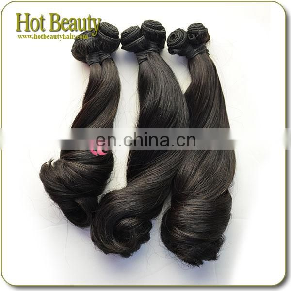 wholesale cheap funmi wave Natural color Magical curl 100% brazilian human hair
