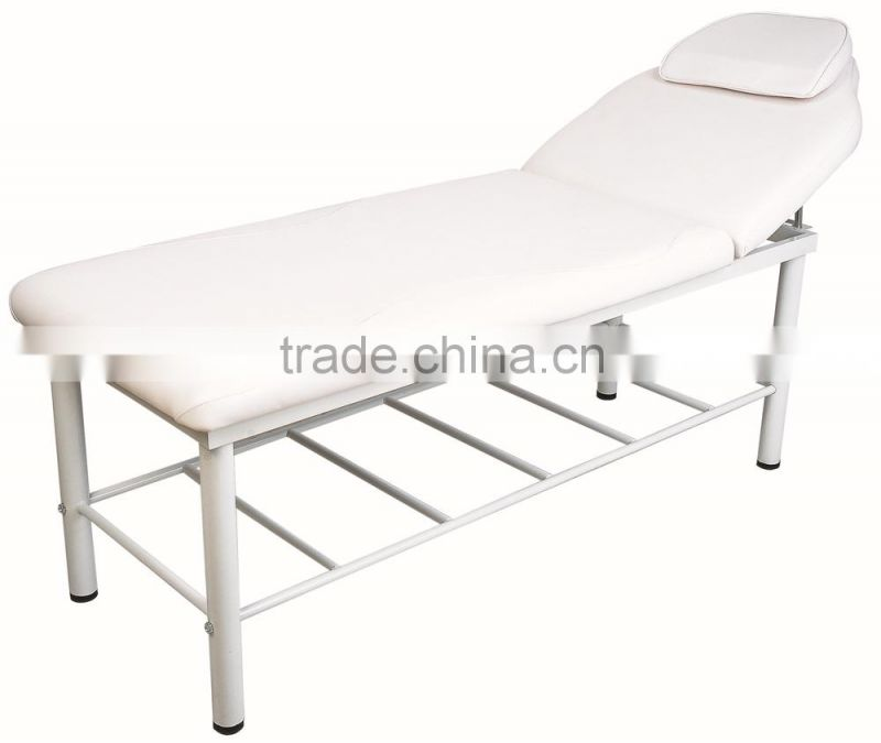 portable spa simple facial beauty bed; durable salon facial bed