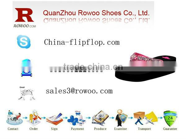 RW22689 Casual Men's summer beach Board Slipper