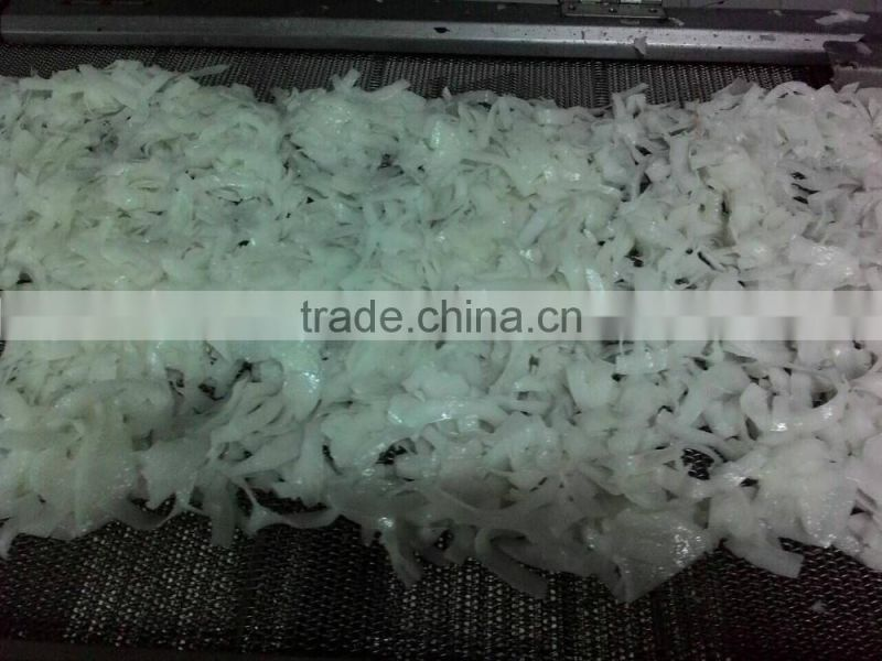 Coconut chips Multiple layer continuous type mesh belt dryer