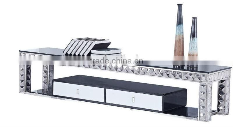 Modern Appearance and Metal Materia ldisplay stands E1060