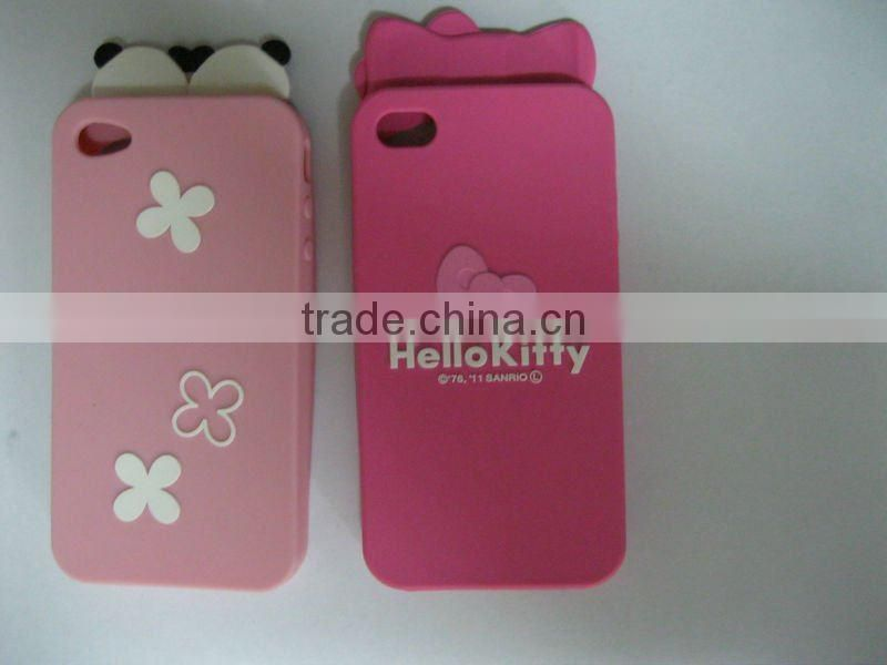 Silicone phone cover