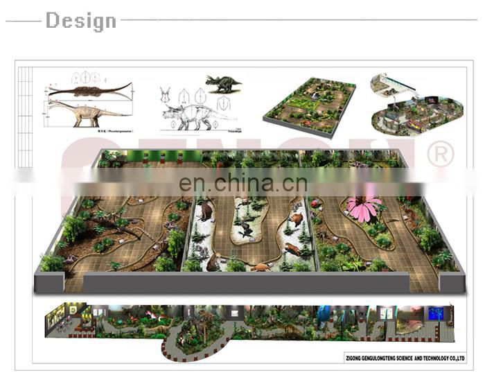 scale zoo decoration animation animal model