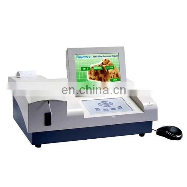 EMP-168 Vet semi-automatic biochemical analyzer