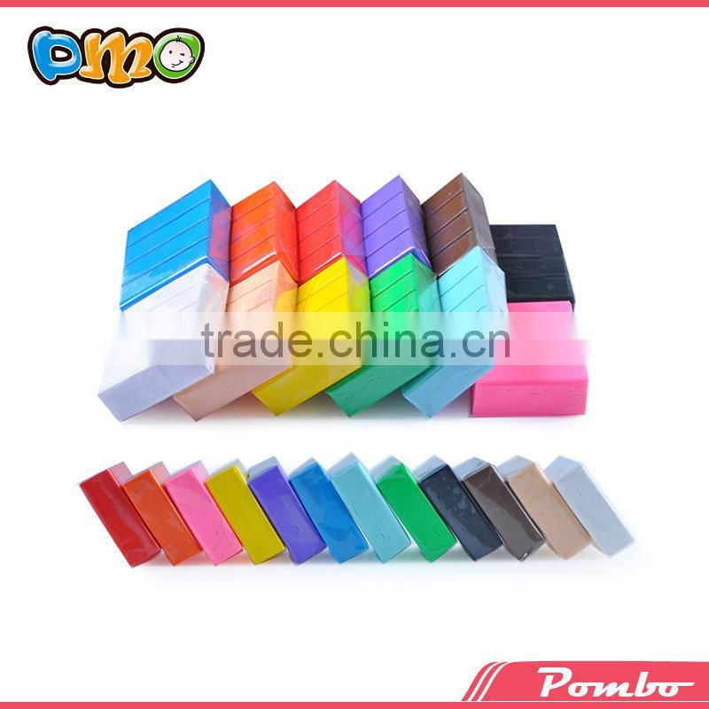 Polymer clay sets 10 colors 300g EN71 Certificate polymer clay