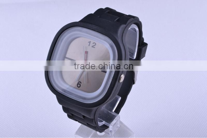 Best durable soft silicone watch