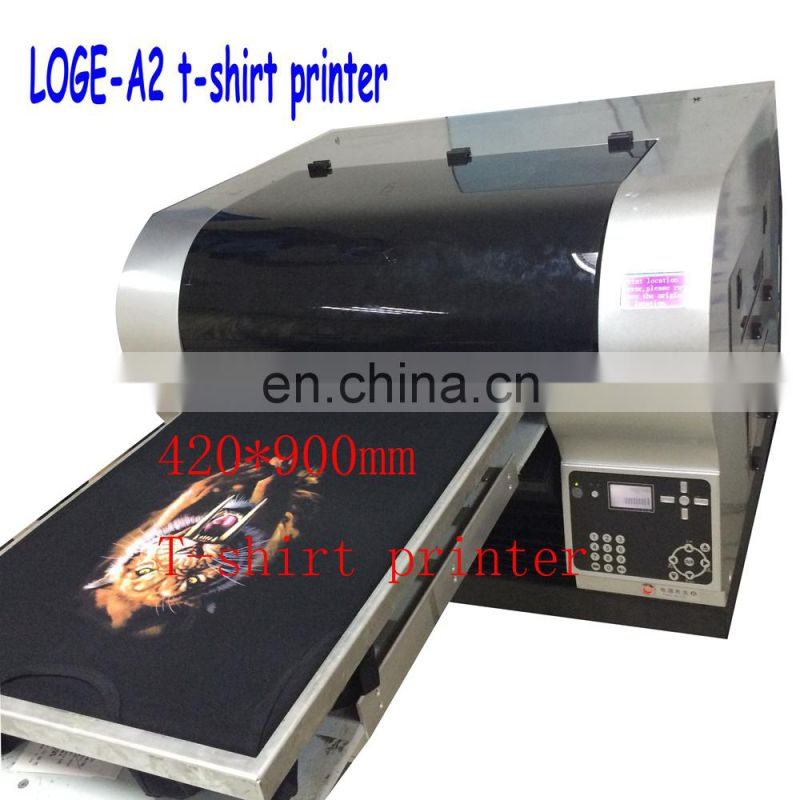 Good quality flatbed sleepwear printer made in china Pyjama 's. printer