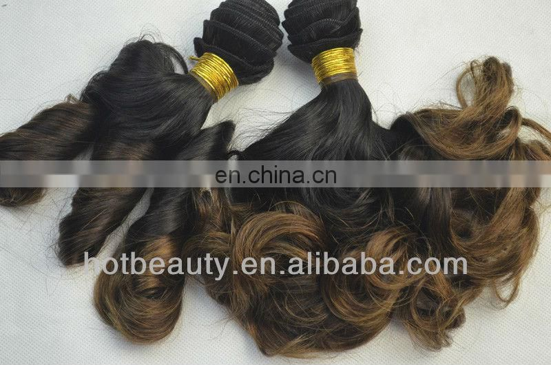 2017 New Cambodian Romance Curl Human Hair Funmi style 7A live hair