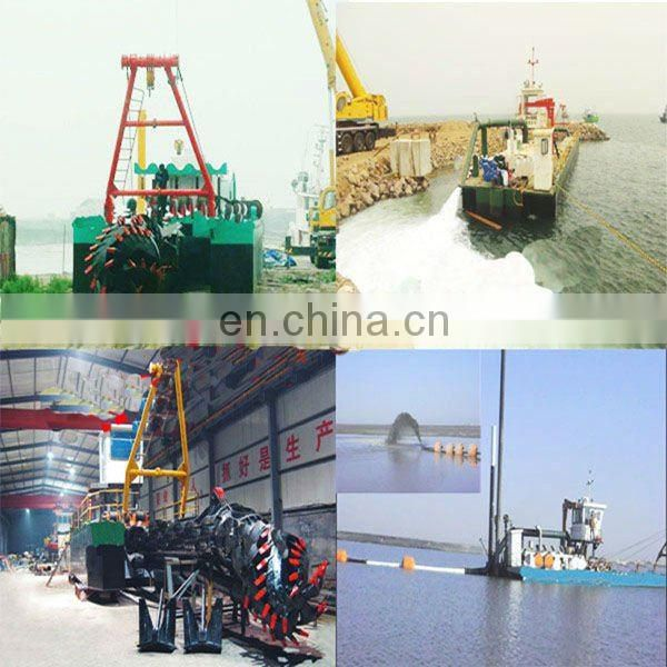 6000m3/h River Sand Desilting Offshore Barge
