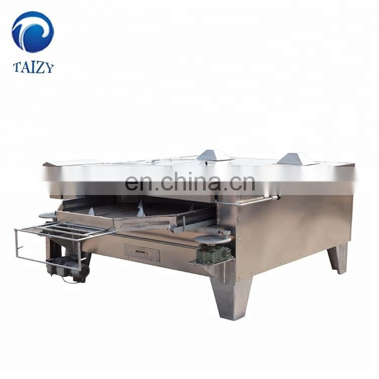 Taizy Swing coated peanuts roasting oven machines Image