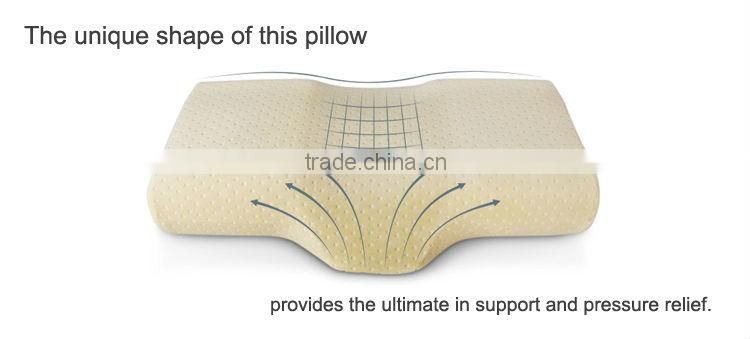 eyelash extension bed memory foam pillow,standard size memory foam pillow,masaage pillow