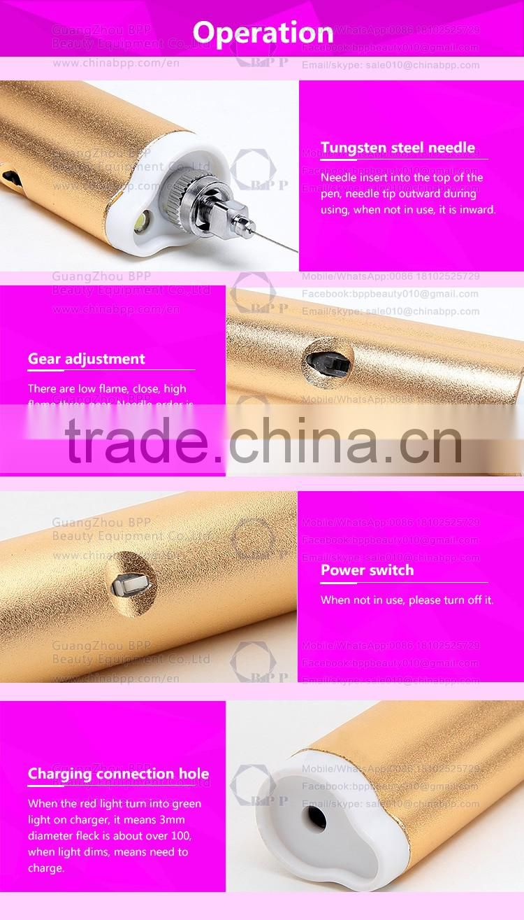 Best price for laser mole removal pen for freckle spot removal