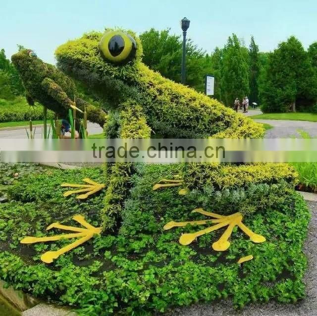 life size large top party artificial landscape uv resin plastic animal leaf alphabet letter musicians bands statue E08 23N4