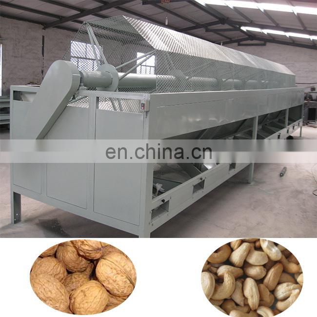 High Capacity cashew nut grading machine  cashew nut grading machine grading machine