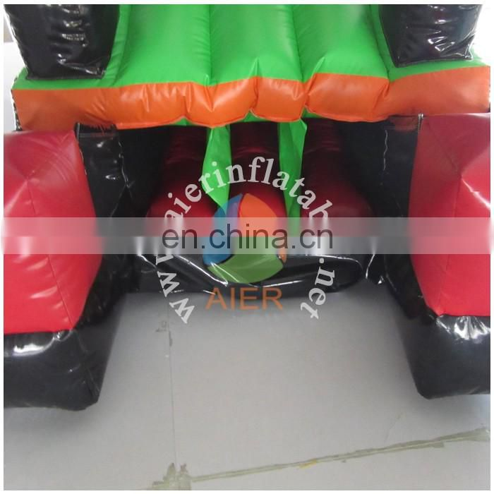 Mini inflatable basketball hoop zone sports game