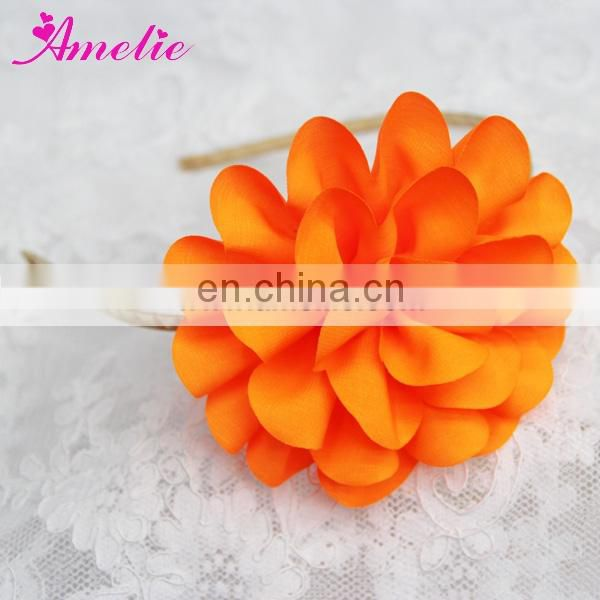 AH828 New Design Bright-Coloured Top Baby Headband