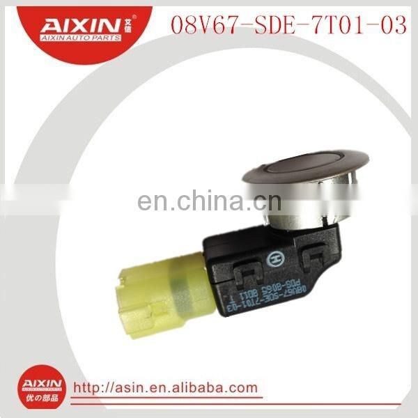car parking sensor 08V67-SDE-7T01-03 system