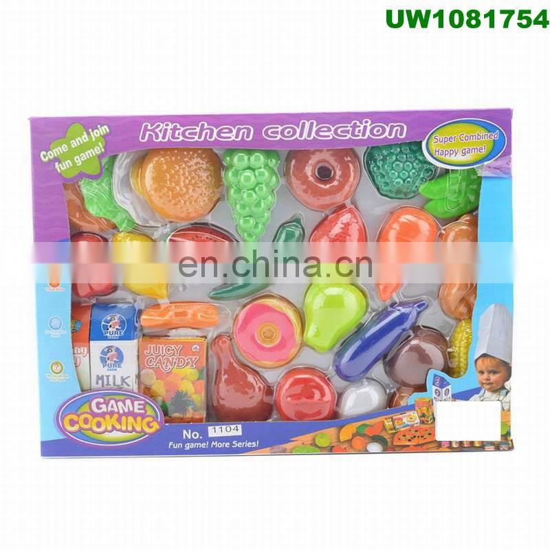 Huge 202 Piece Pretend Food Toys Is