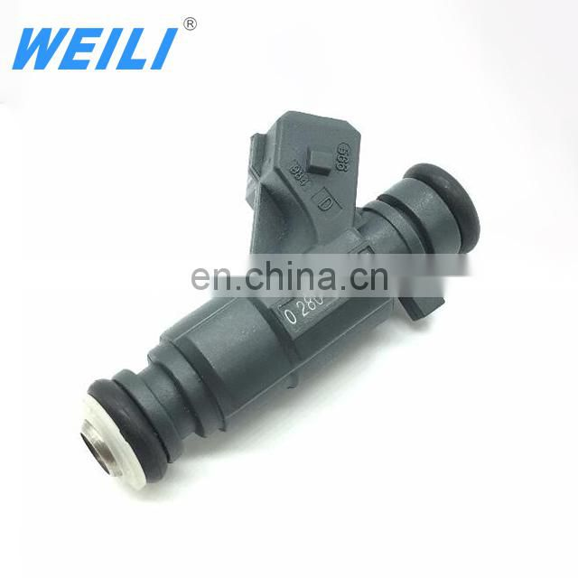 high quality fuel injector 0280156424 for Chery BYD F0