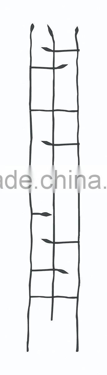 Factory Supply Decorative Powder Coated Metal Garden Trellis, Garden Trellis,Garden Metal Wall Trellis