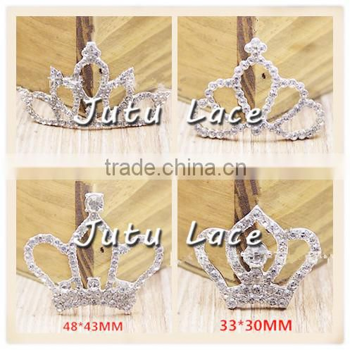 Popular Top Quality Bridal Wedding Headpieces colorful baby crown
