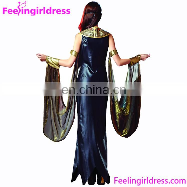 New Arrival Good Quality Black PVC Costume Dress Cosplay Sexy