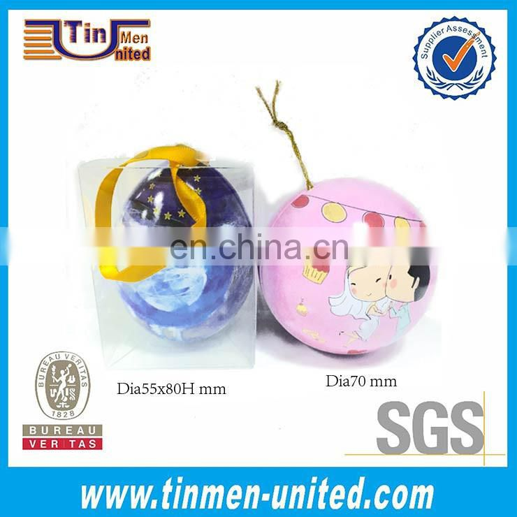 Tin Ball Packaging, Tin Canister-Tin Men United