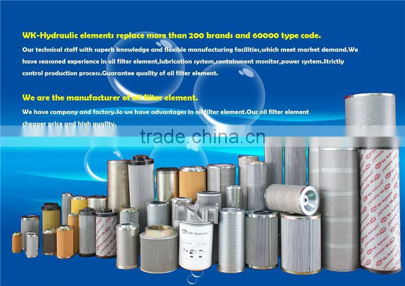 Hydraulic Filter Spare Parts Stainless Steel Wire Mesh Filter Cartridge Housing for Industrial Machinery Equipment