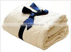 Breathable cotton cover baby comforter
