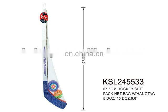 ice hockey stick with ball,sport toys