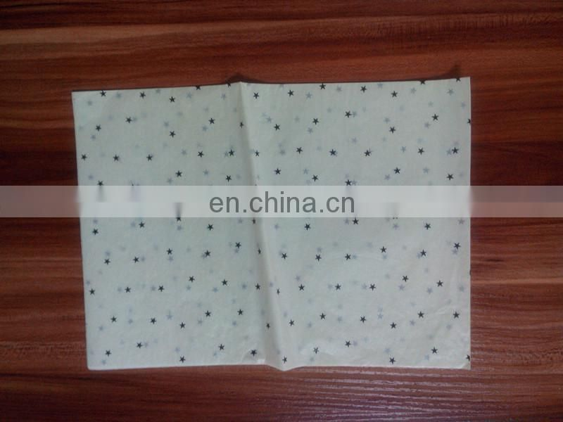 Nice Logo Printed christmas Flower wrapping paper for bouquets