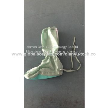 Factory safety ESD clean room sock Image
