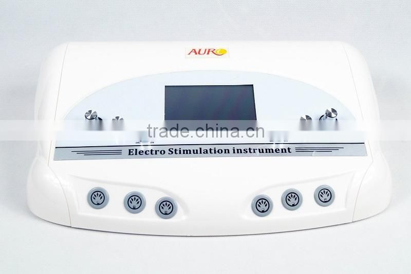 Electrical machine stimulation EMS /electric muscle stimulator Au-6804b