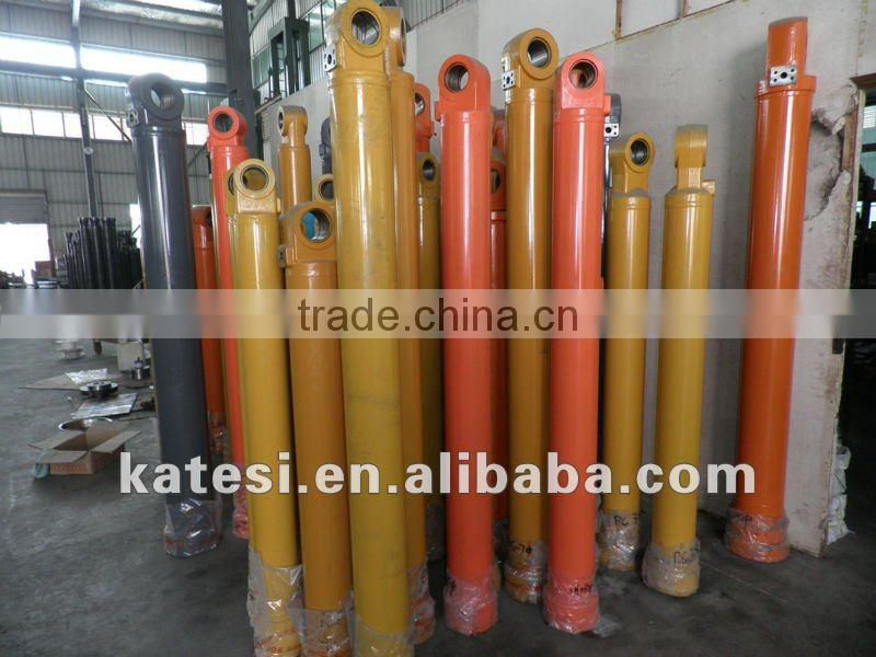 Hot Sale Bucket Cylinder Arm Cylinder Boom Cylinder Hydraulic Cylinder for excavator PC200 PC220 PC300 PC400 E320B