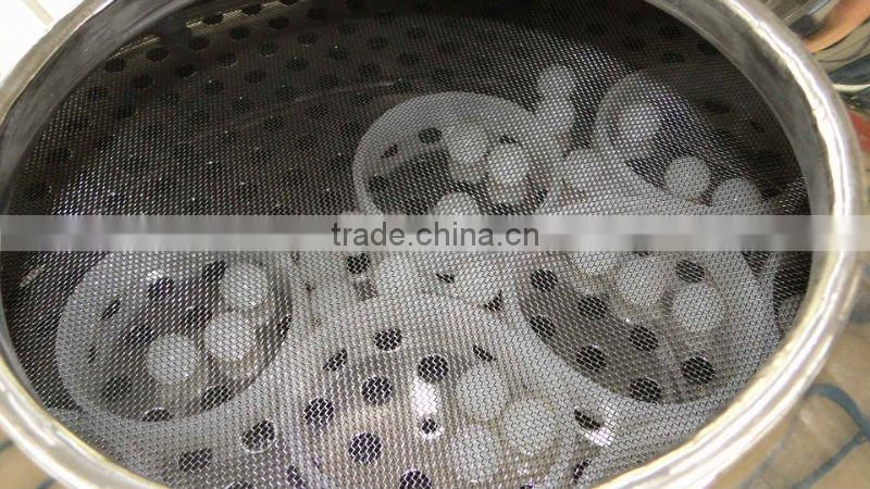 Xinxiang Gaofu 3 Phase Flour vibrating screen Sieving Machine with Dust-proof devices