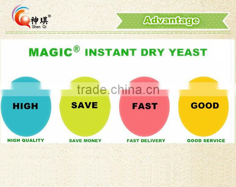 Magic brand instant dry yeast good quality